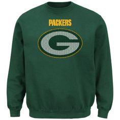Men's Majestic Green Bay Packers Critical Victory Sweatshirt $39.99
