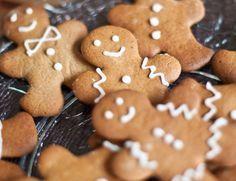 Biscotti di pan di zenzero: la ricetta originale