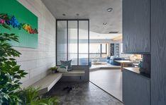 Appartement Blue and Glue à Kaohsiung, Taïwan par HAO Design - Journal du Design