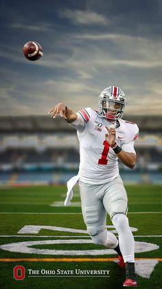Buckeye Game, Buckeyes Football, Ohio State Football, Ohio State University, Ohio State Buckeyes, Nfl Football, College Football, Ohio State Wallpaper, Justin Fields