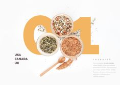 Foodly — One-Stop Food Store on Behance