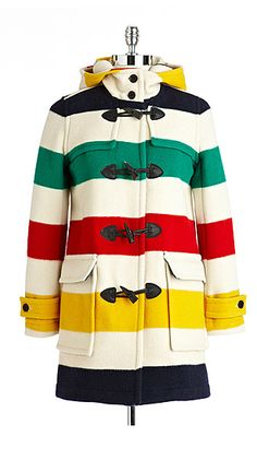Hudson Bay Company Duffle Coat