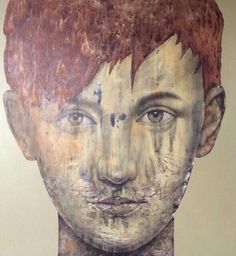 Vichit Nongnual – Untitled Portrait 3