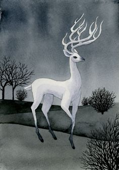 The Deer Lord