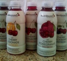 """""""I have always been a stickler for drinking and giving my children real juice, not the flavored like juice or the powdered add sugar type drinks. Cheribundi is made from orchard-fresh, tart cherries. Cherries give you phytonutients and anthocyanins which act as powerful antioxidants."""""""