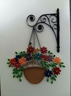 Quilling Flowers Tutorial, Quilling Patterns, Quilling Designs, Flower Tutorial, Quilling Videos, Paper Quilling For Beginners, Quilling Paper Craft, Paper Crafts, Paper Quilling Cards