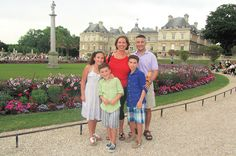 In a Moment: The Hilals, a Walnut Creek family, in Paris on vacation, a few days before their oldest son fell desperately ill. Here is the mother's story as adapted from blog posts on Caring Bridge. BY MELISSA HILAL