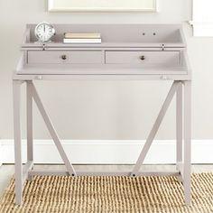 Safavieh Wyatt Grey Writing Desk