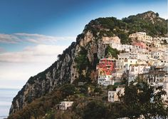 Seek out hidden grottos in Capri, Italy. 30 Things You Didn't Know You Could do in Europe. #Europe #Travel #Vacation #Holiday #Activity #See #Do #Itinerary #Ideas #Surprise #Secret Image credit: (c) Trafalgar