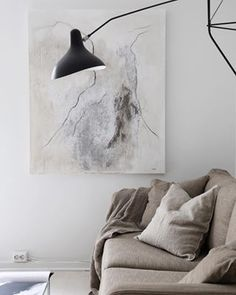 I seriously need to paint more paintings this year soulfood stylizimostudio byninaholst byninaholst maleri maleritilsalg Kos Hotel, Scandi Living Room, Ikea Bookcase, Greece Hotels, Wardrobe Solutions, Ikea Sofa, H&m Home, Black Kitchens, Cover Design