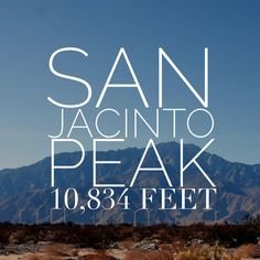 """John Muir said """"The view from San Jacinto is the most sublime spectacle to be found anywhere on this earth.""""   And that's saying a LOT!. This guide takes you up the lesser-traveled (and really strenuous) Marion Mountain Trail. Yep, you'll climb 4,689 vertical feet to the summit.   Are you up for the challenge? Well are ya?"""