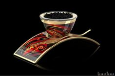 There Is No Other Caviar Cup In The World Like DEVIEHL's Perfect Caviar Cup #Luxury #Caviar #giftideas
