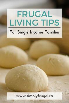 When it comes to much needed frugal living tips, those with one income households will love the ideas in this post. The tips are