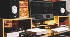 John Cuniberti and Wes Lachot have designed, built, and made records in world-class studios. Here's their advice for yours. Home Recording Studio Setup, Home Studio Music, Teen Boy Rooms, Bass Trap, Design Studio Office, Home Audio Speakers, Room Acoustics, Recorder Music, Office Workspace
