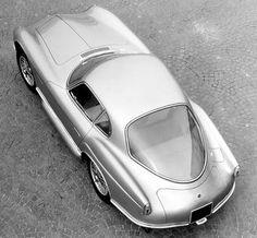 1954 Alfa Romeo 2000 Sportiva Coupé Bertone