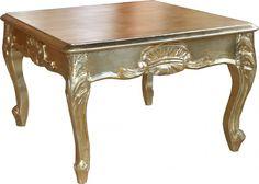 Wohnzimmertisch gold ~ Casa padrino barock beistelltisch gold couch tisch wohnzimmer