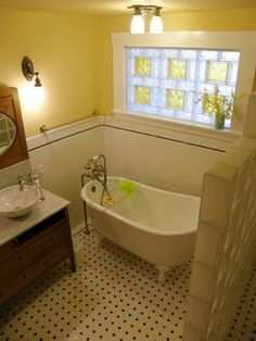 Glass Block Bathroom Ideas how to remodel a small bathroom | glass block windows, glass