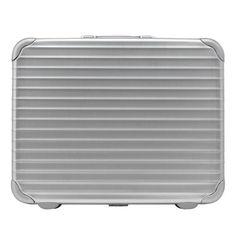 RIMOWA Attaché Notebook-Business Koffer Größe L ca. 40 cm silber #1000undEinenWunsch  Der Gutschein wäre eine prima Anzahlung für den wundervollen Koffer
