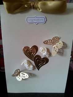 Wedding card x