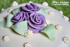 Růžičky Red Velvet, Rose, Flowers, Plants, Pink, Plant, Roses, Royal Icing Flowers, Flower
