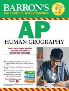 Help trying to figure out which article relates to human geography more?