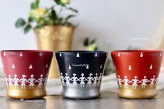 Worli Painting, Painting Glass Jars, Bottle Painting, Bottle Art, Bottle Crafts, Thali Decoration Ideas, Diy Diwali Decorations, Pottery Painting Designs, Pottery Designs