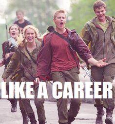 "My new saying... ""Like A Career"" instead of ""Like A Boss"""