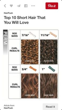 1000 ideas about perms for long hair on pinterest types of permed hair before and after urmus Image collections