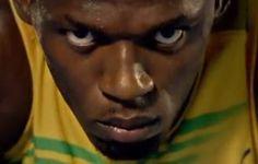 Gatorade diz que não esteve presente nos outdoors, mas sim nos corpos de atletas como Usain Bolt