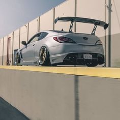 For Hourly Car Pics and Videos of cars you wish you owned make. Car Pictures, Car Pics, Hyundai Genesis Coupe, Honda Civic Coupe, Import Cars, Car Wrap, Race Cars, Dream Cars, Fire