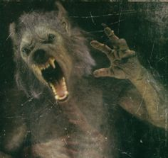 Cabin in the Woods werewolf again. Awesome!