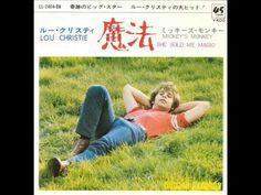 魔法/ルー・クリスティ She Sold Me Magic/Lou Christie - YouTube