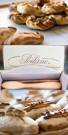 ♔ Bakery Poilâne, Paris