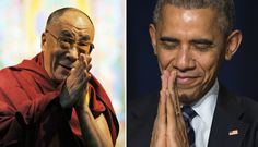 Obama Meets Dalai Lama in White House, Beijing Not Amused  President Barack Obama received the Dalai Lama in a private White House meeting on June 15. It is the fourth year in a row that the president has met the Tibetan religious leader-in-exile.