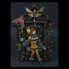 Bohemian Circus Fairy by CBC Studios
