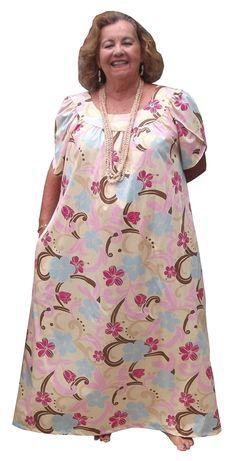Image result for women s plus size hawaiian muumuu  39fb4a946