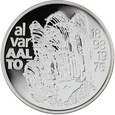 Alvar Aalto Alvar Aalto, Decorative Plates, Personalized Items, Home Decor, Architecture, Decoration Home, Room Decor, Home Interior Design, Home Decoration