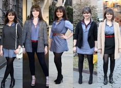 Chambray Five Ways - Blueprint for Style - Expert Stylist, Fashion & Image Consultant