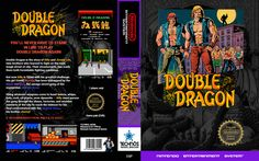 Nr 30 - Double Dragon, by RLA