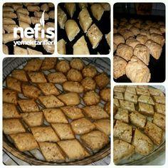 5 Dk Da 5 Malzeme İle Enfess Tatli Sorbet, Muffin, Yummy Food, Cheese, Cookies, Breakfast, Desserts, Recipes, Quotes