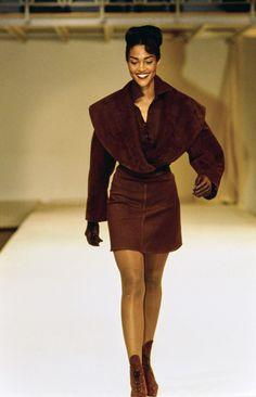 Azzedine Alaïa Fall 1991 Ready-to-Wear Fashion Show