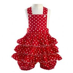 50's inspired baby clothes