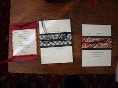 Japanese Wedding Invitations