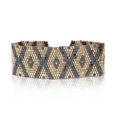 New Arrival Diy Weaving Seed Beads Friendship Bracelet Bohemia Wide Bracelet Ethnic Tassels Bangles Bracelets For Women 3CM041