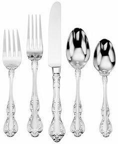 1000 images about silver and gold flatware on pinterest. Black Bedroom Furniture Sets. Home Design Ideas