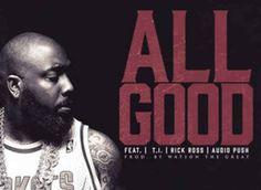 Trae Tha Truth is hier met All Good, een track waarop we naast eigen teksten ook verses horen van Audio Push, Rick Ross en T.I.Luister het nummer en luister altijd de nieuwste hiphop tracks door ons te volgen op Soundcloud!
