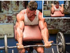 For biceps-training advice, we went straight to the guy with the big guns. Here's what Calum von Moger—World Fitness Federation's Mr. Universe—had to say.