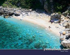 Fakistra Beach, Pilion, Greece