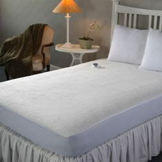 Want this!!! Heated Mattress Pad for King size bed. Really like this one specifically. It's at Costco