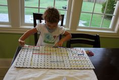 Homemade Geoboard | Activities For Children | Do It Yourself | Play At Home Mom